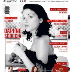 Red Carpet Maggio Giugno 2019 copertina