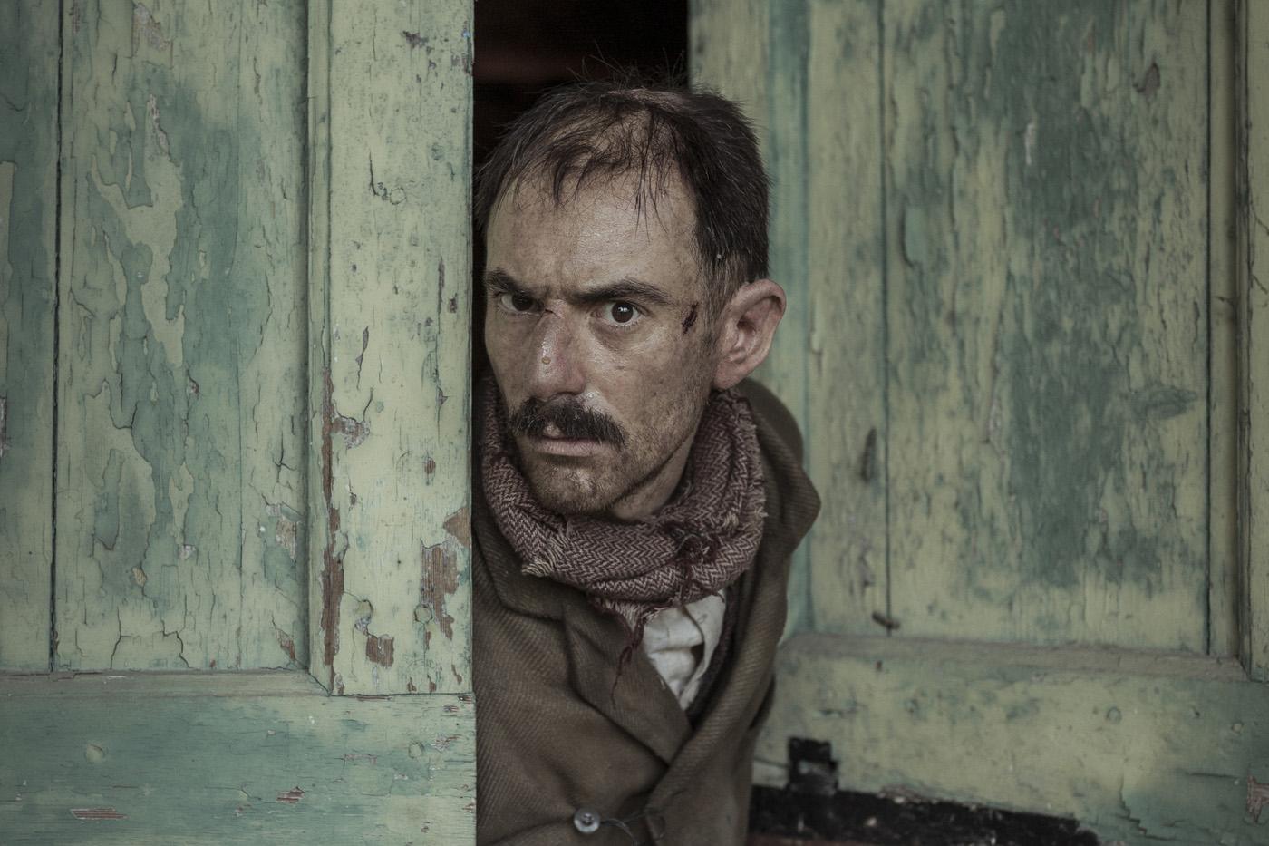 """Immagine dal film """"Volevo Nascondermi"""""""