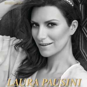 copertina LAURA PAUSINI RED CARPET MAGAZINE 2021